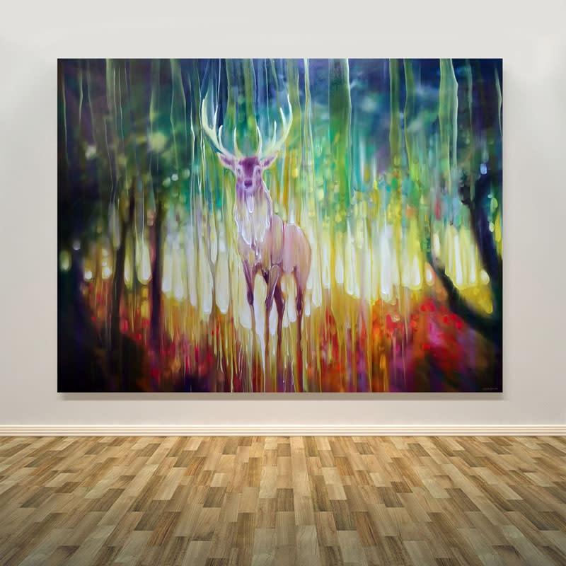 forest elemental wall art S