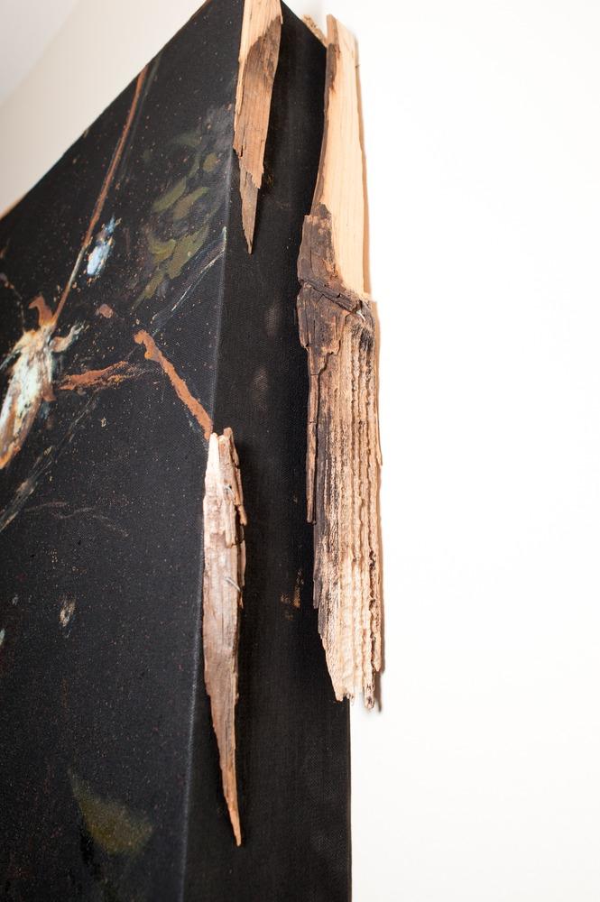 Verdure frame detail