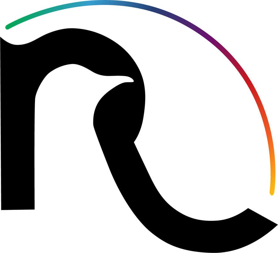 Robin Rainbow Logo R thumbnail 2020 3X2