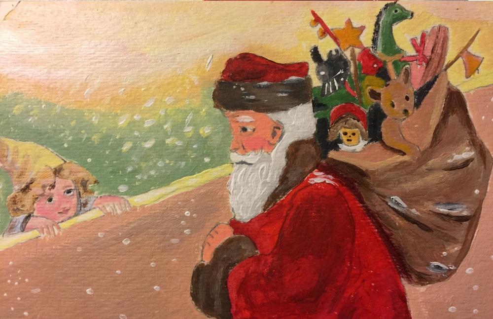 Father Christmas 1   300 dpi