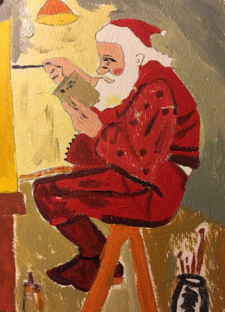 Santa List   300dpi