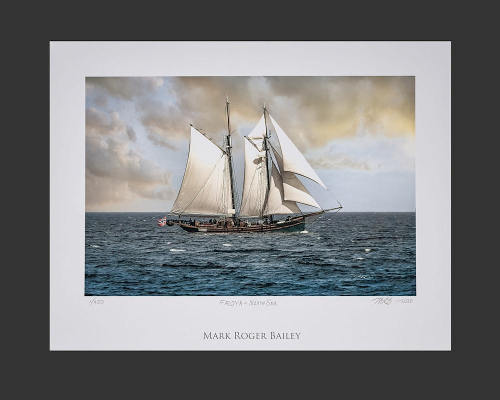 6x9 FROYA   North Sea 8688