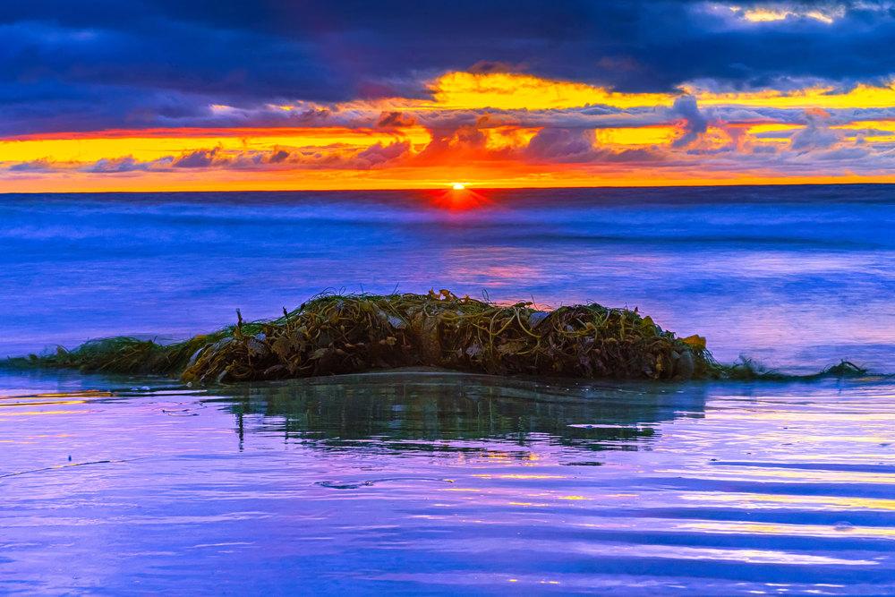 La Jolla Beach Majestic Sunset 11 26 2020