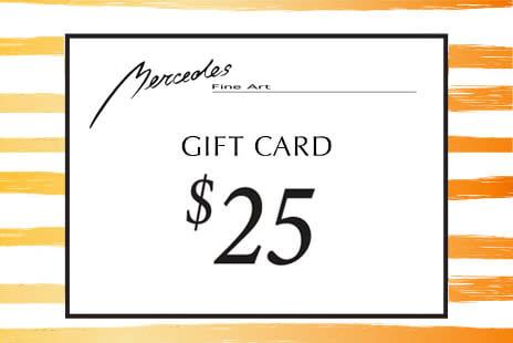 MFA Gift Card 25