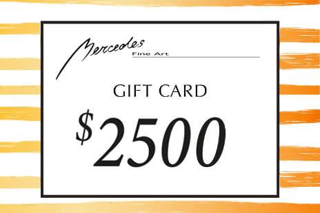 MFA Gift Card 2500