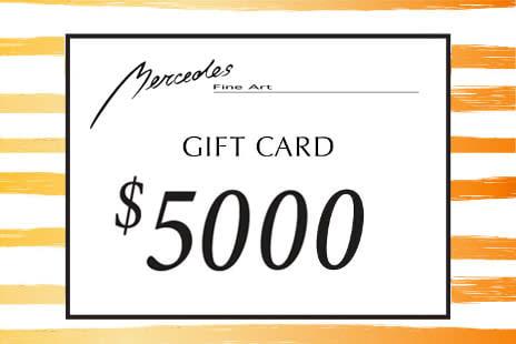 MFA Gift Card 5000