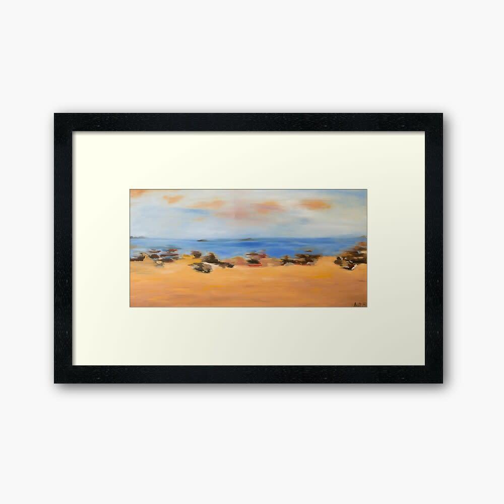 Drivingwork 63761249 framed art print