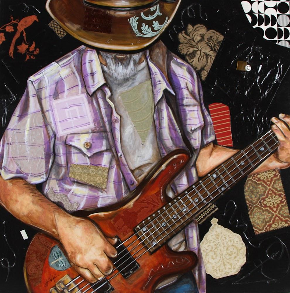 Vaquero de the Bass Guitar