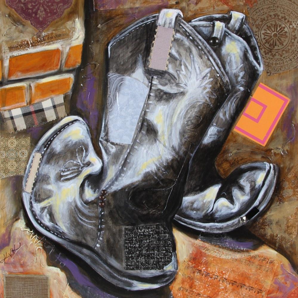 Vaquero de the Boots square