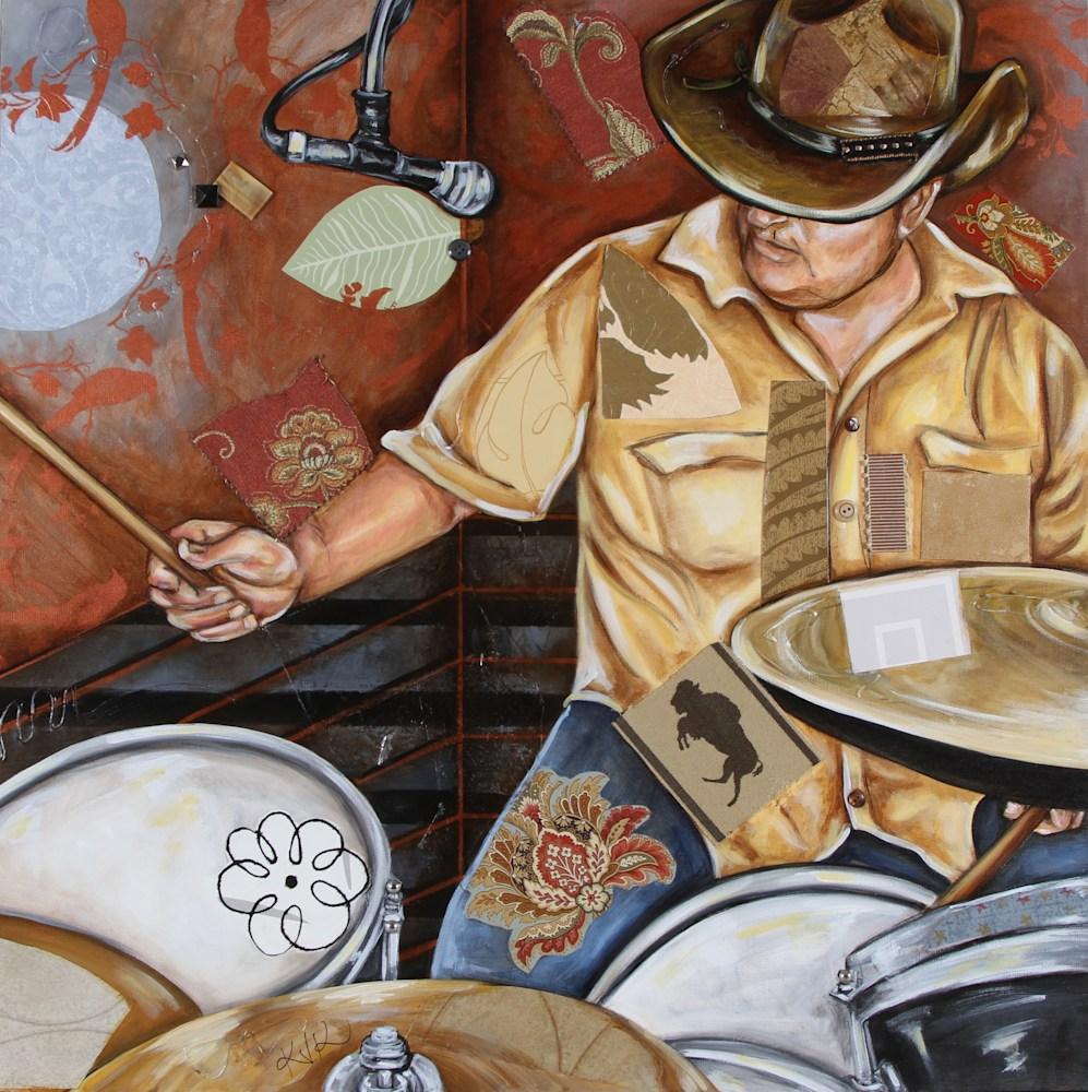 Vaquero de the Drums