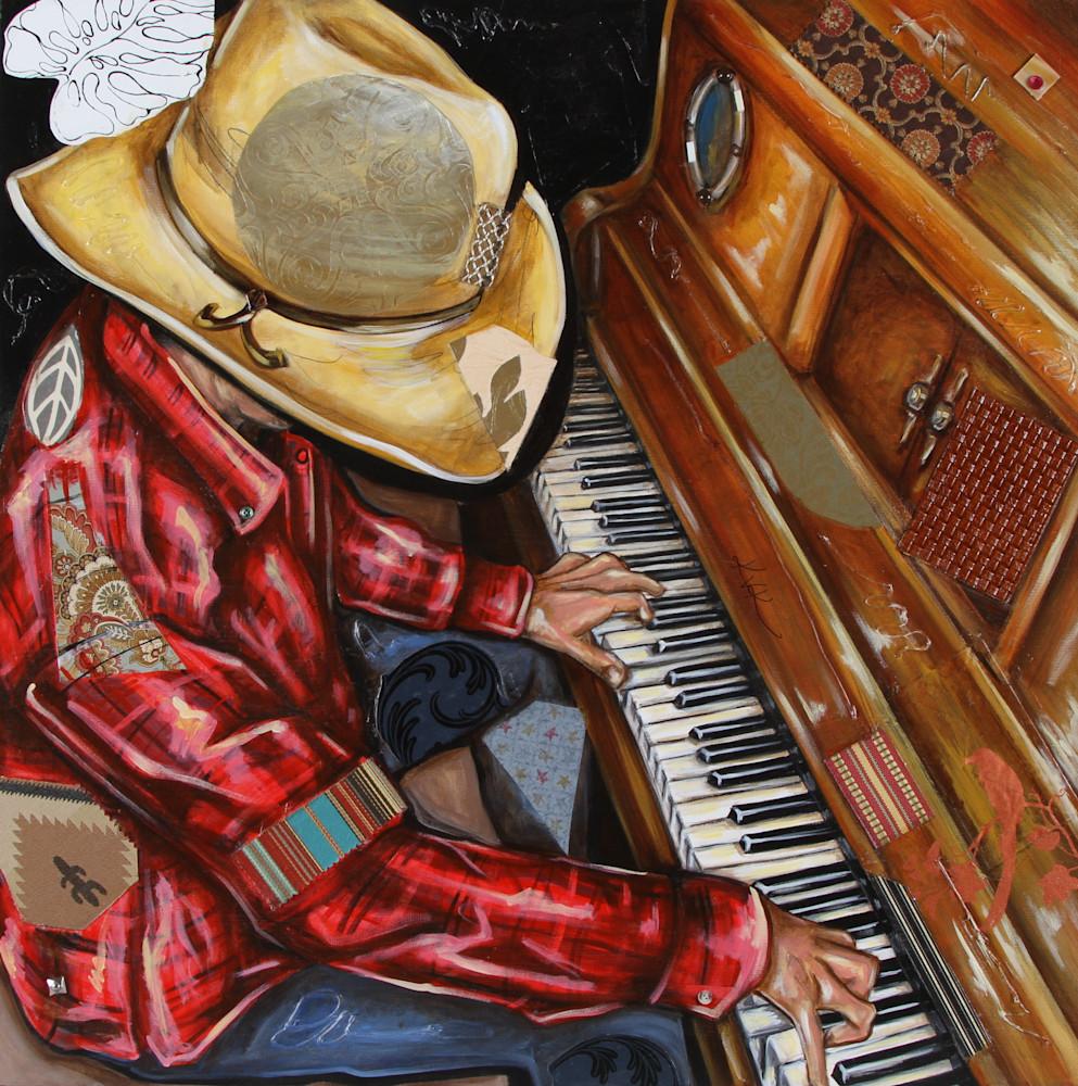 Vaquero de the Piano