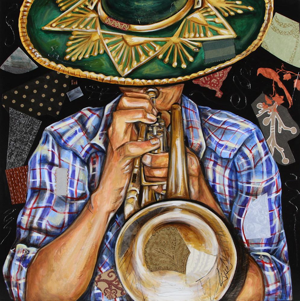 Vaquero de the Trumpet