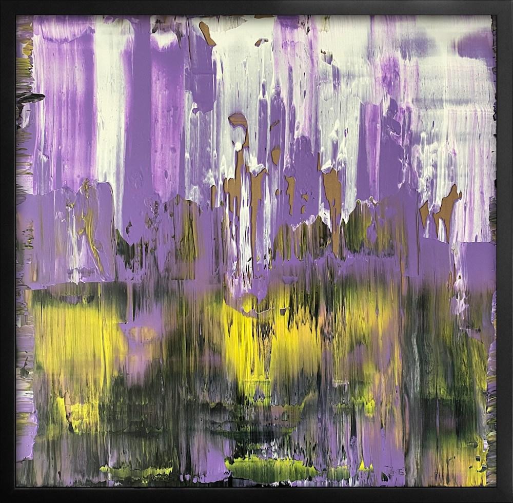 Honey Lilac Seduction (framed)