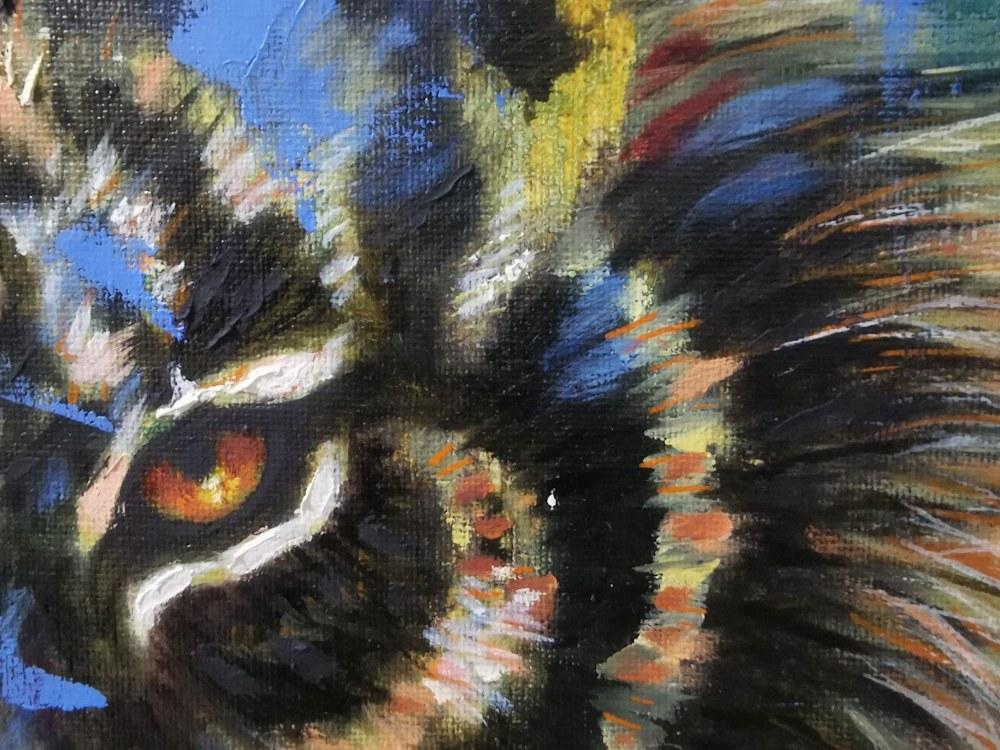 tiger detail 4
