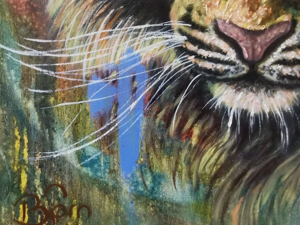 tiger detail 5
