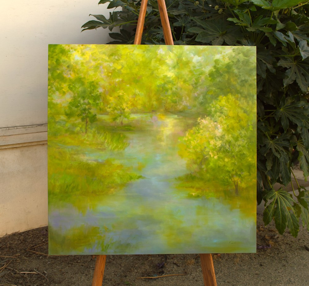 4392 easel view