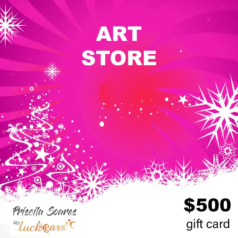 gift card priscila 500