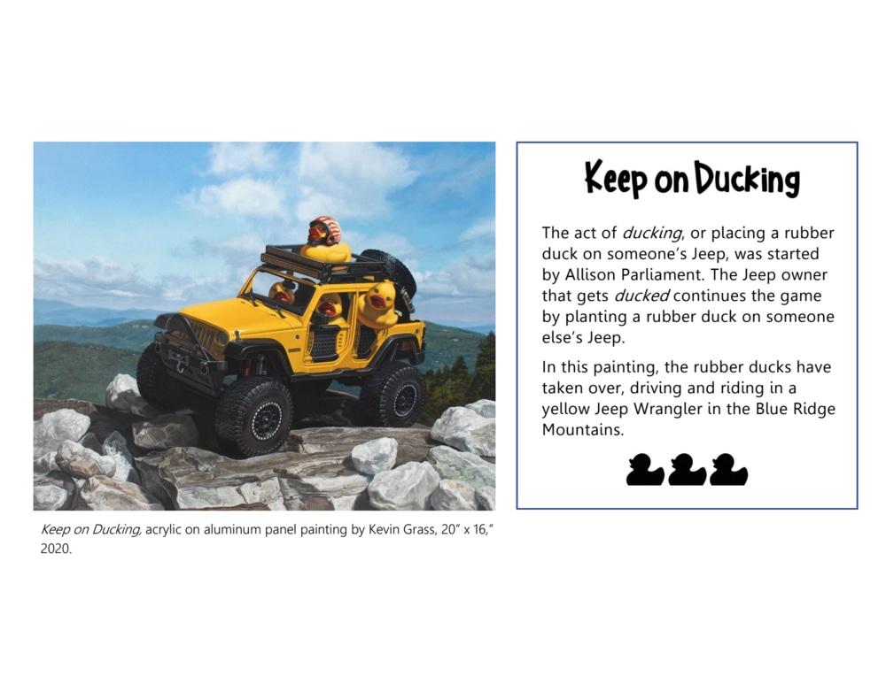 Keep on Ducking