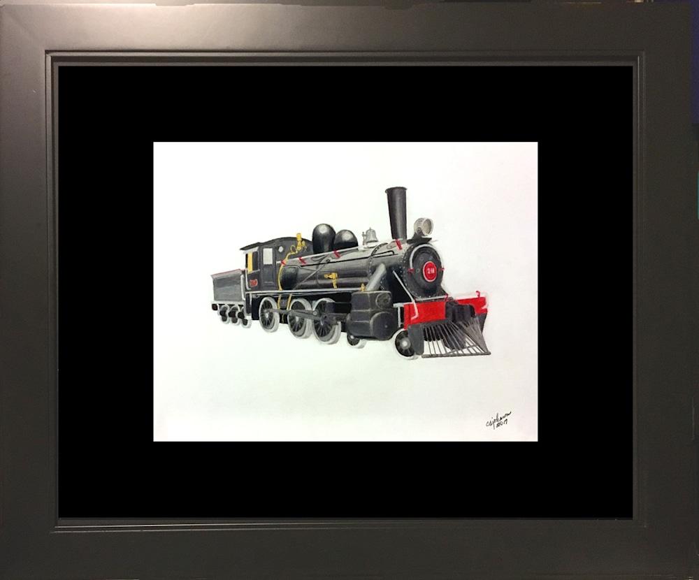 211 locomotive