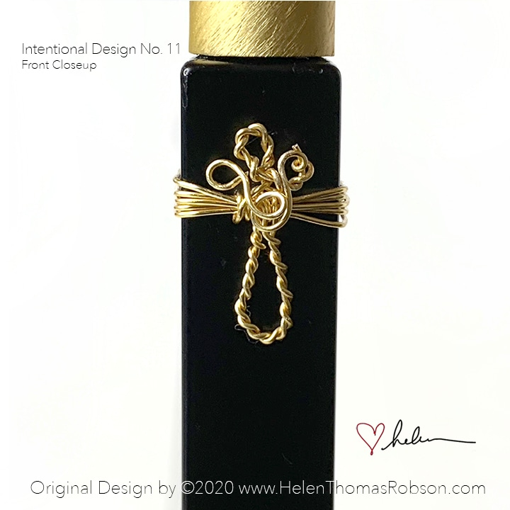 Intentional Design No 11 Front Closeup