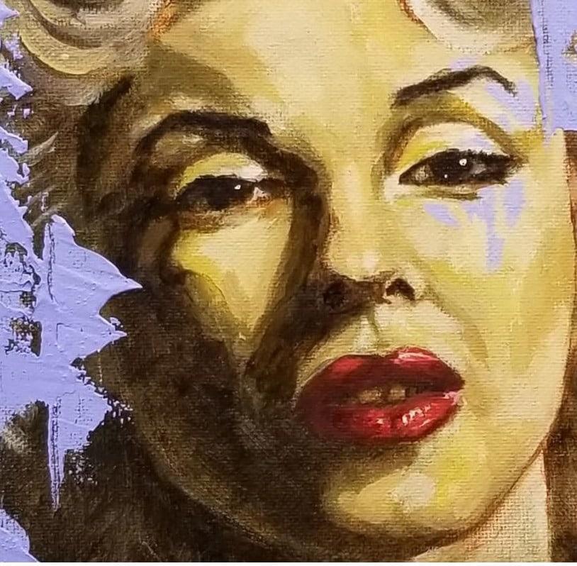 Marilyn detail 2