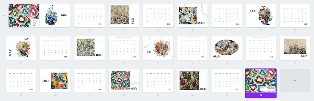 calendar 2021 mosser
