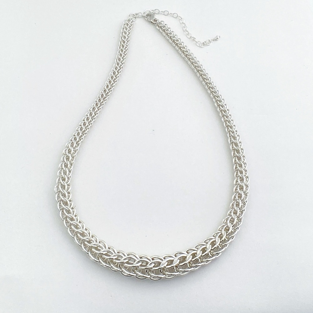 Ennis Overall Graduated Full Persian Necklace
