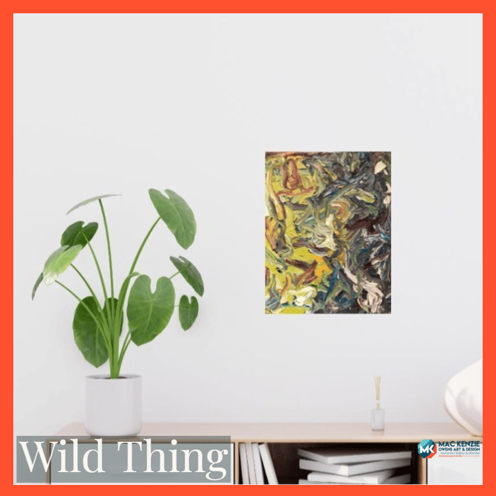 Wild Thing Staged