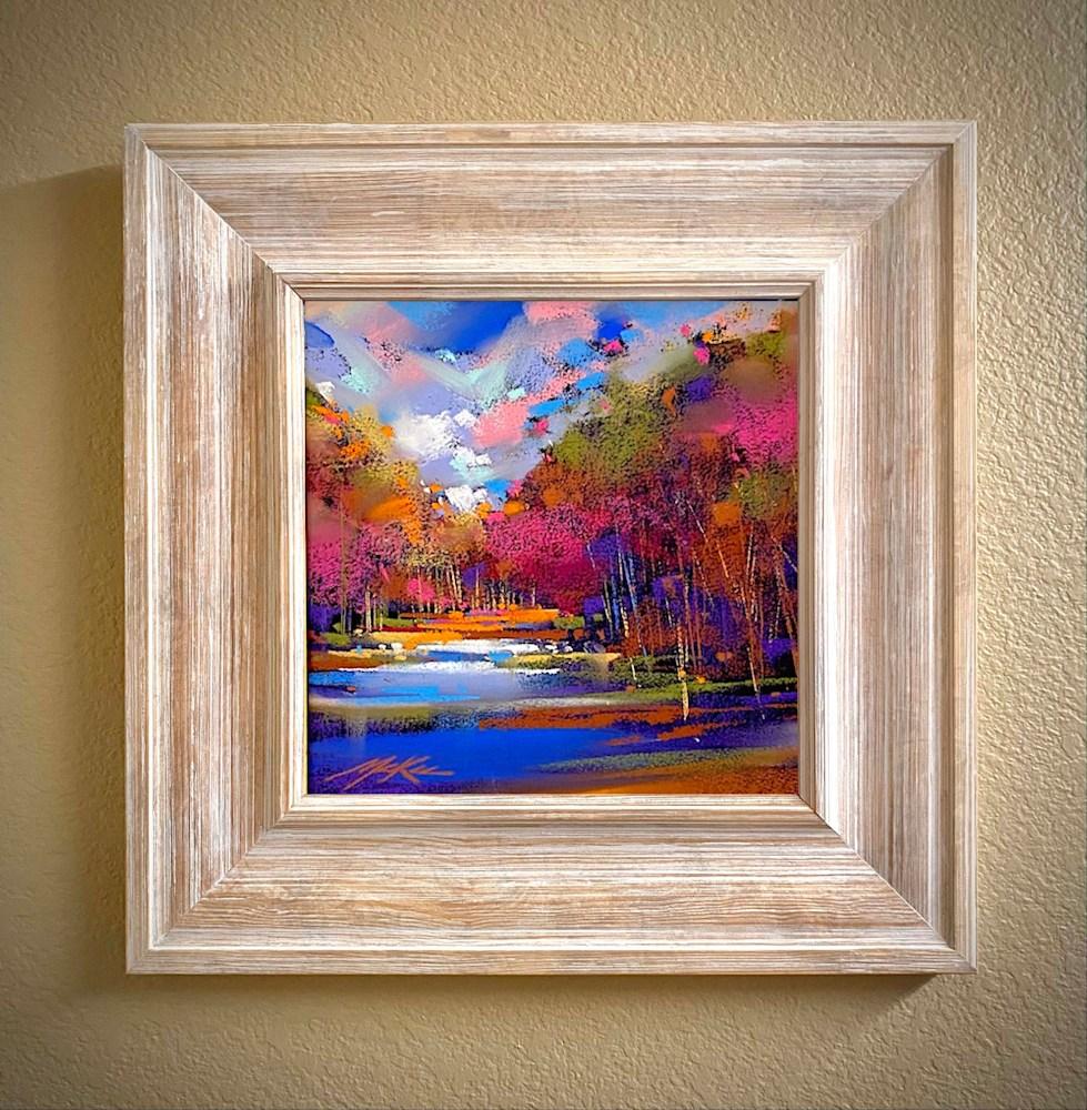 Autumn Creek Natural frame