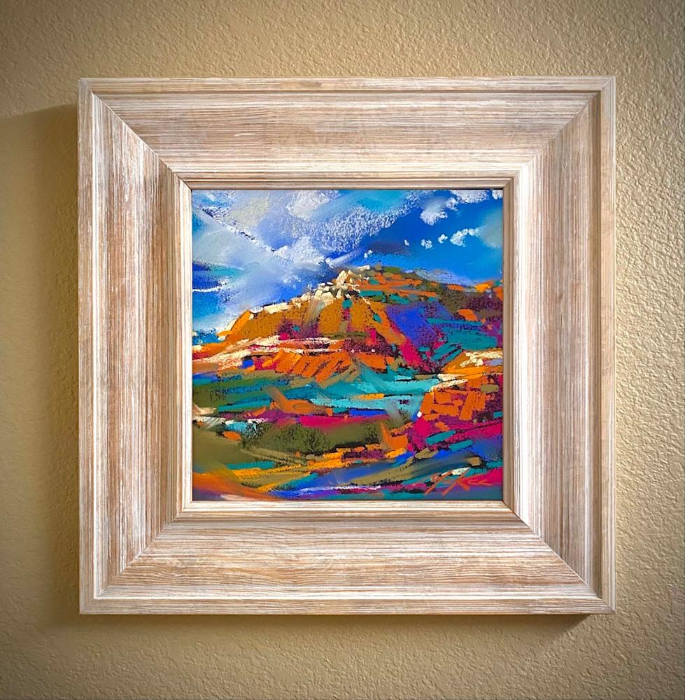 Sonoran Red Rocks natural frame