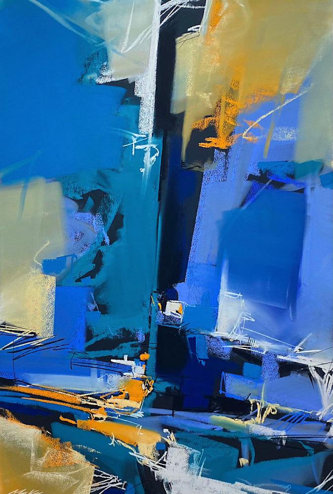 Serendipity in Blue original