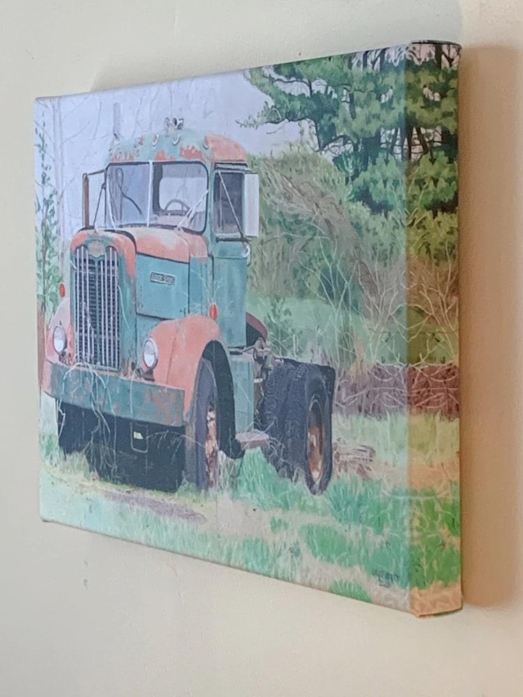 Truck side 2