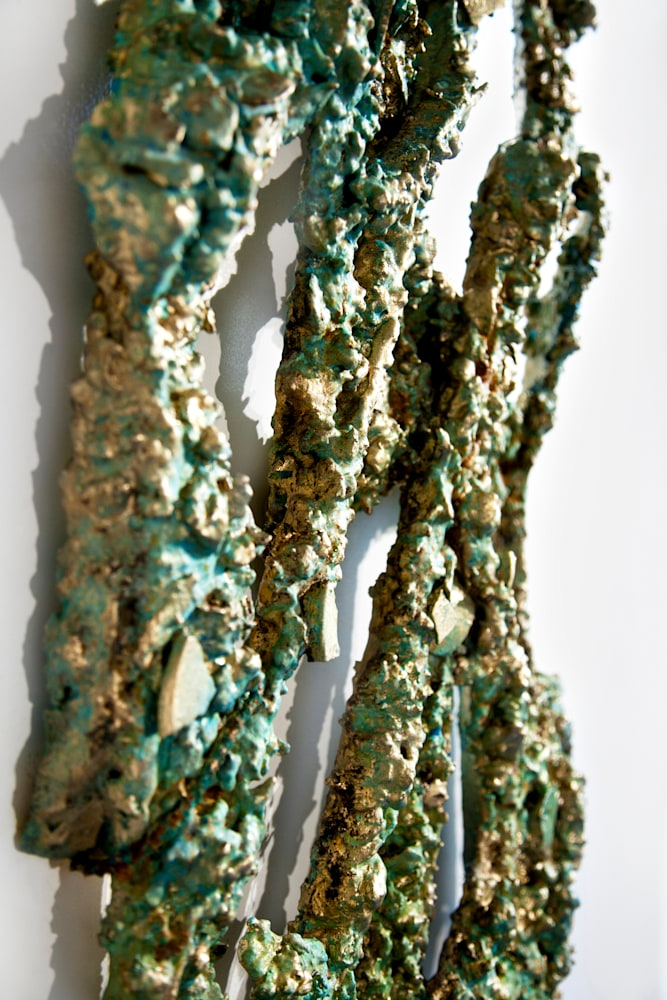 Coral Entanglement Detail2