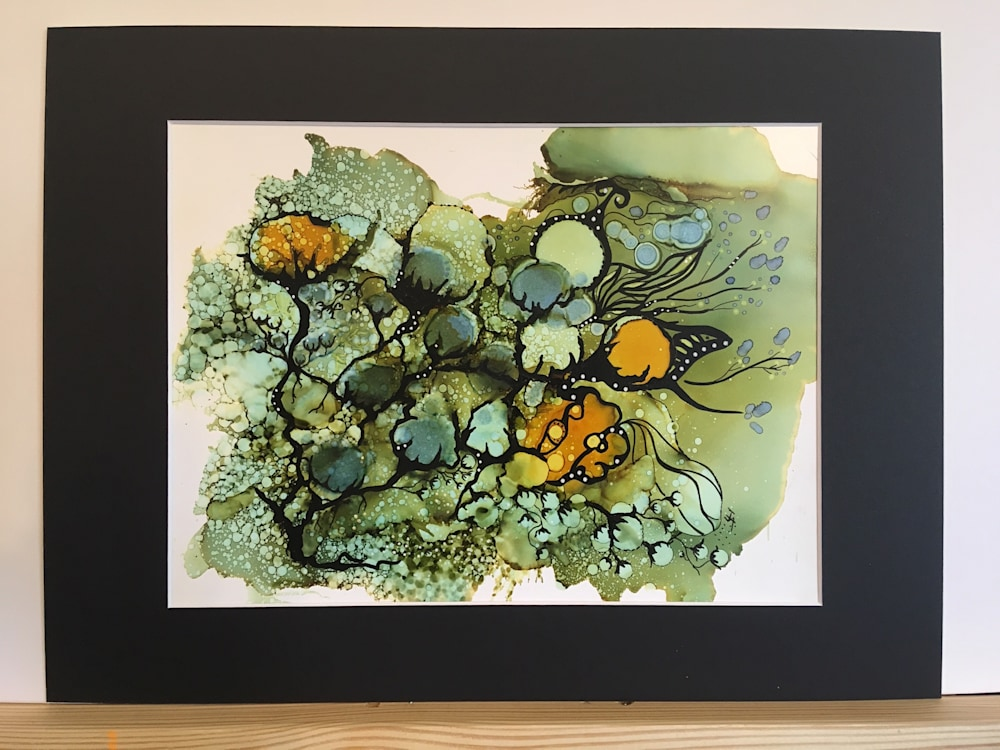 Alice's Fall matted