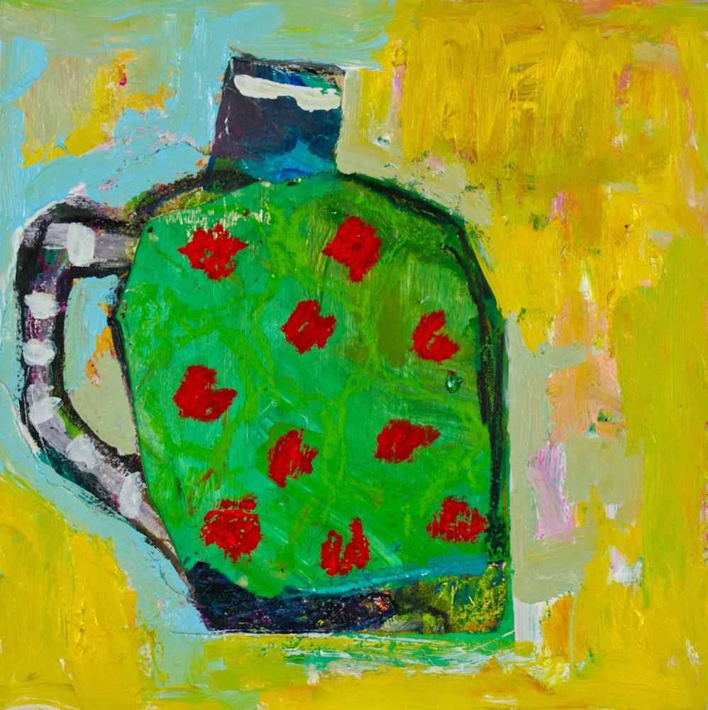 spotted jug
