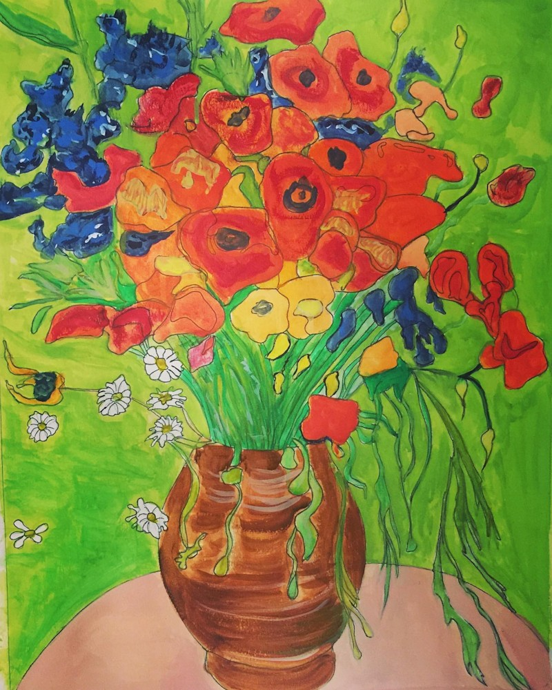 Belgian Flowers