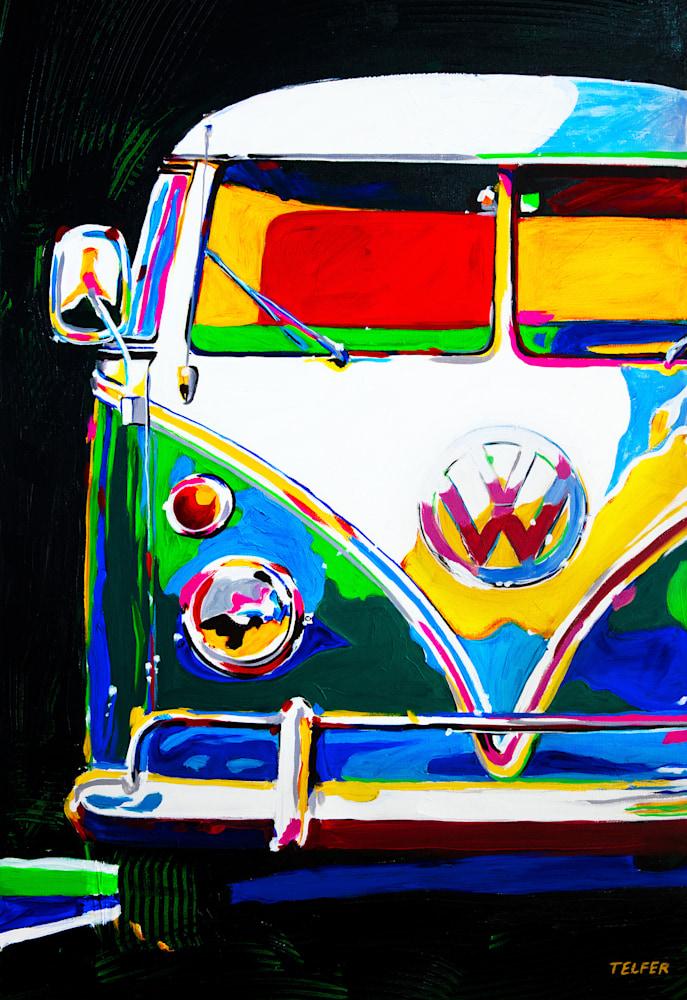 VW Bus Fun AFS sm