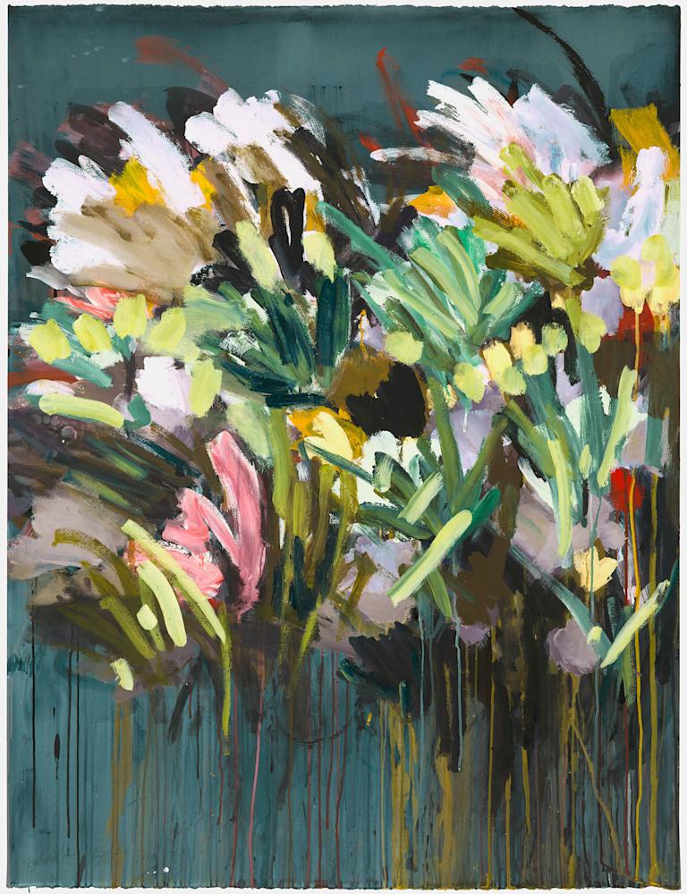 Bouquet for Langston 42x55