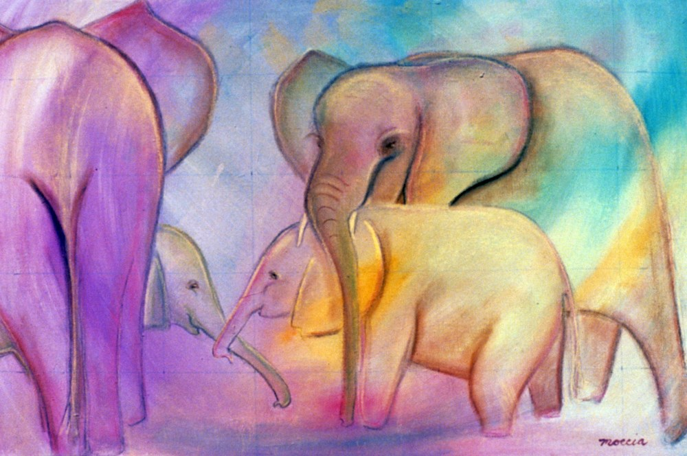 Fantasy Elephants