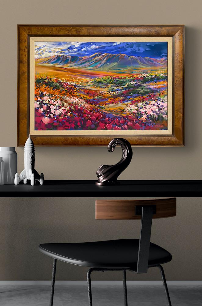 spring Desert Bloom romance 2