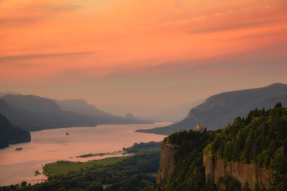 Columbia Gorge Oregon