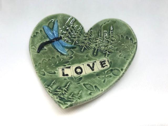 Spruce Tree Heart