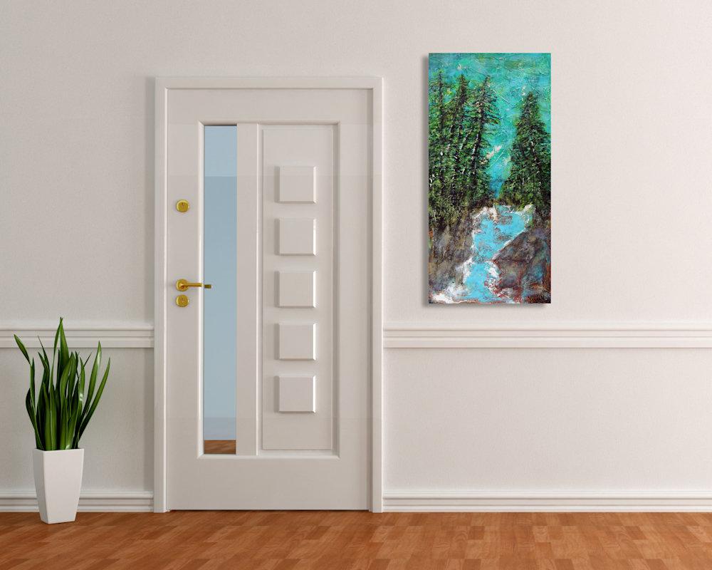 poudre door