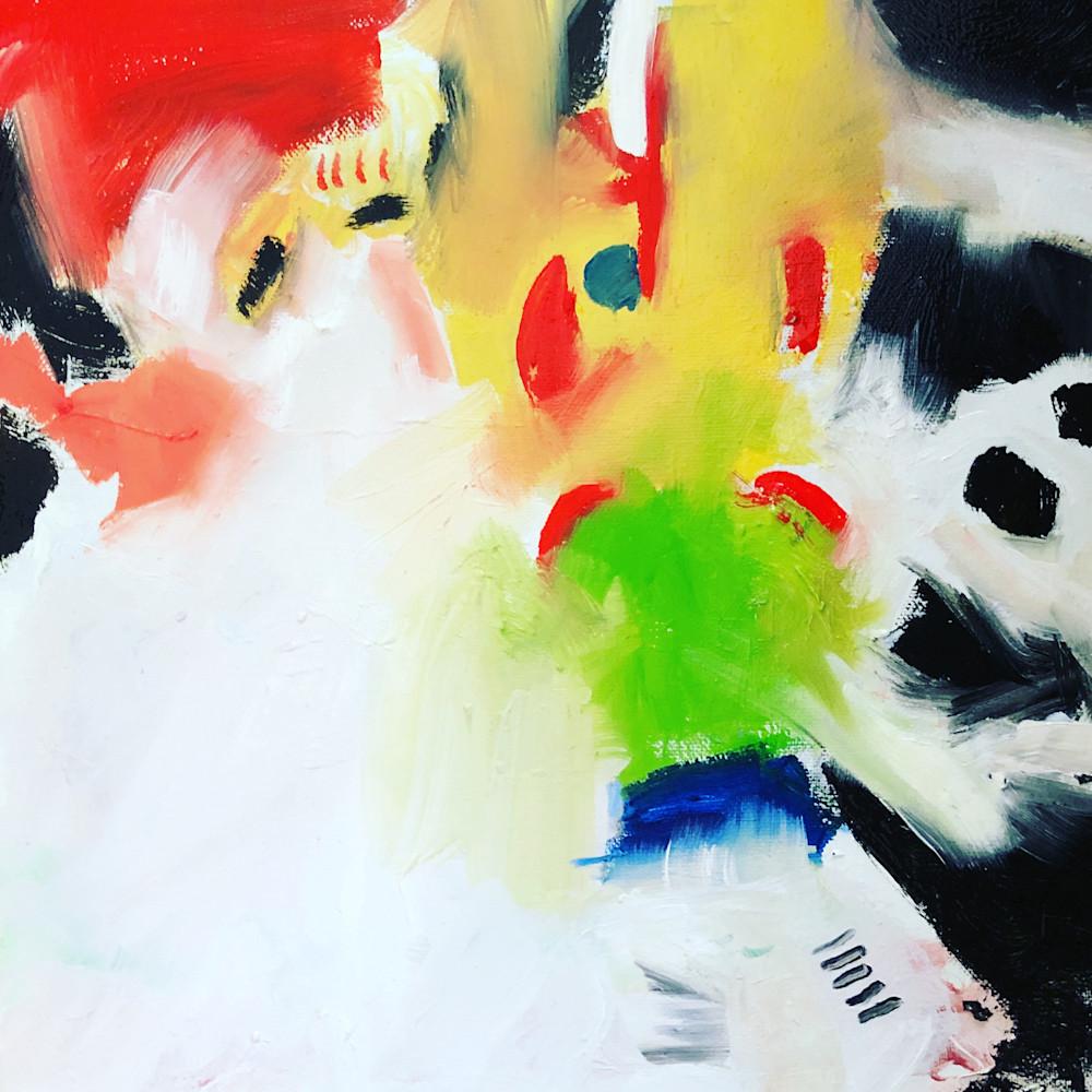 Chicken Boy painting