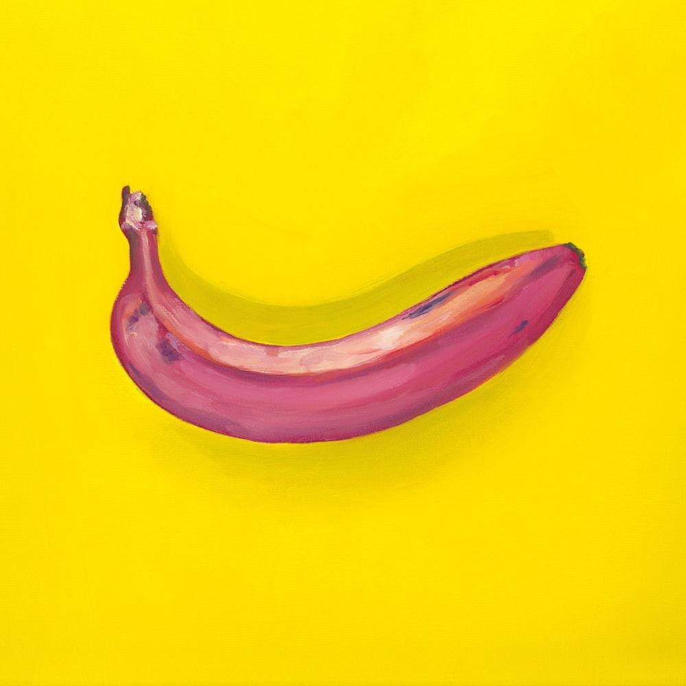 Banana   original painting