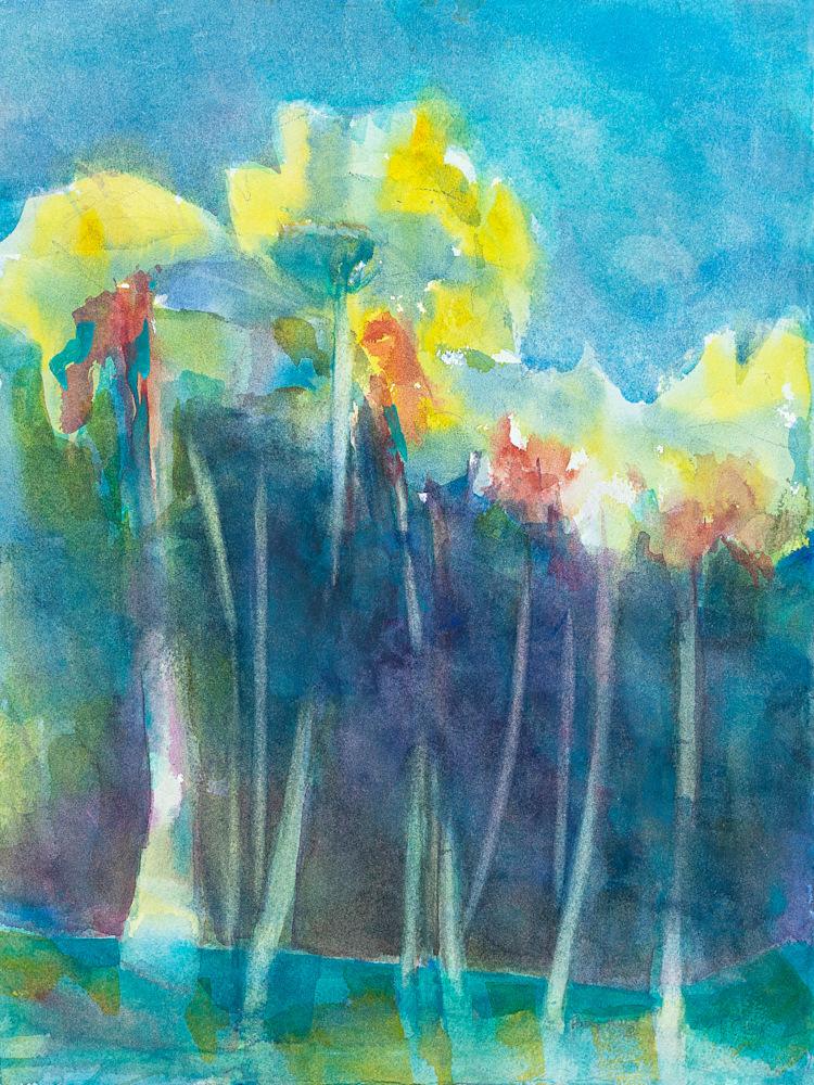 Yellow Palms
