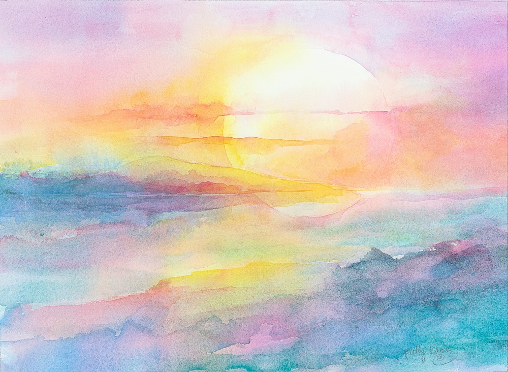 Florida Sunrise II