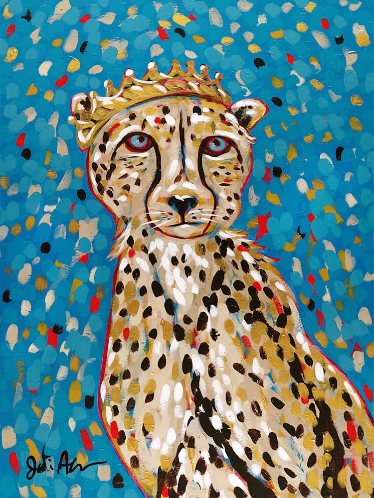 Jodi Augustine CheetahQueen