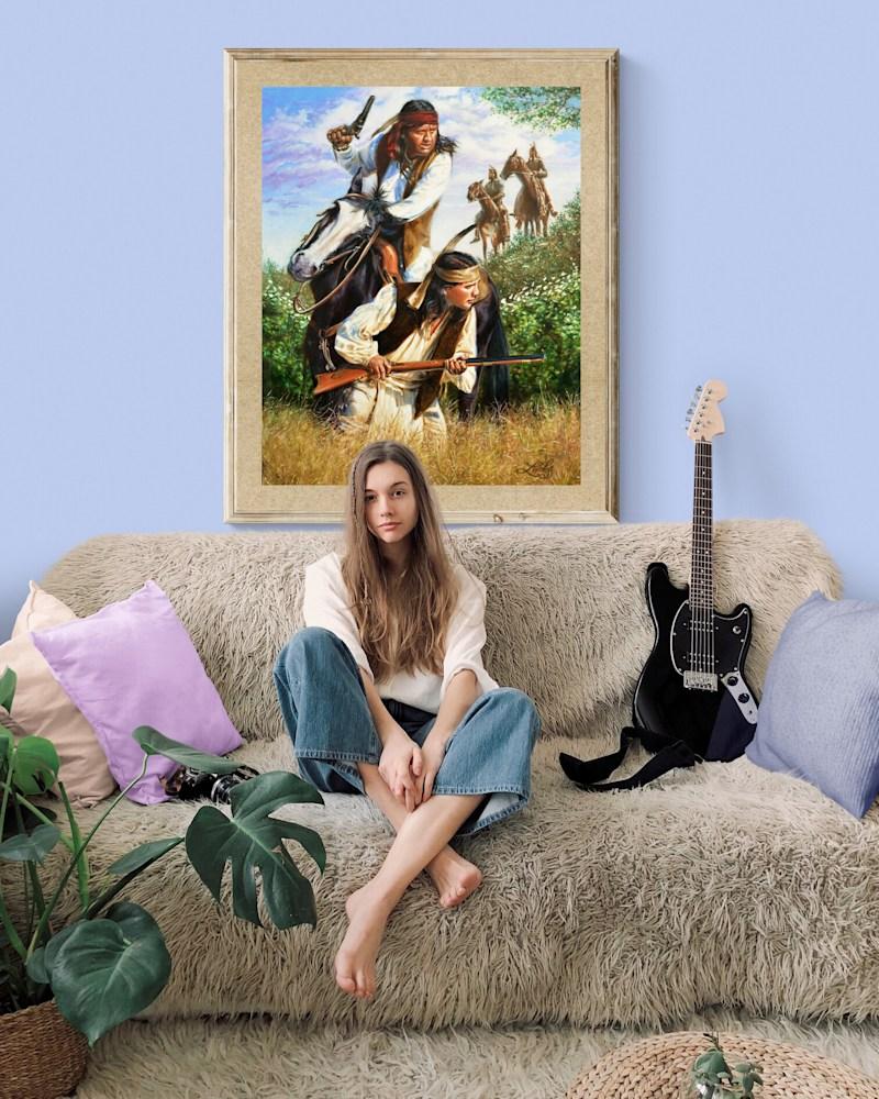 Cosy Teenage girl's room