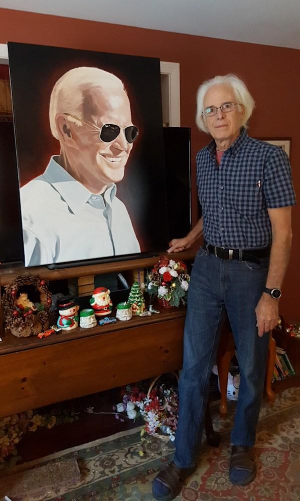 Joe Biden Portrait